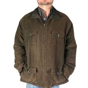 Gap Warm Quilt Lining Work Jacket XL
